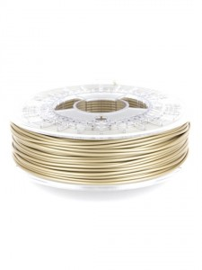 Filamento 2.85 mm ColorFabb PLA/PHA Pale Gold