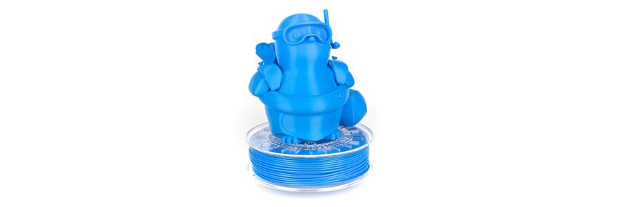 materiali plastici stampa 3D