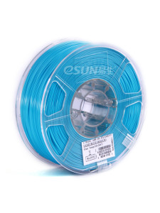 3D print filament ABS 1.75mm Light Blue eSUN