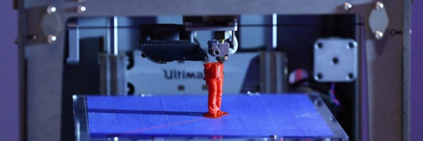 Science Museum Explores The Future Of 3D printing