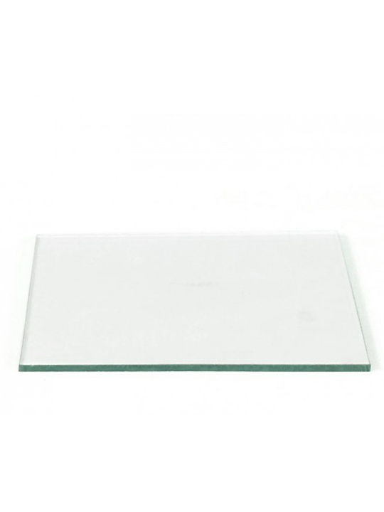 Acrylic plate glass for plastic circle cutter