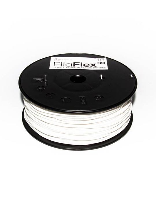 Flexible filament Filaflex white - 1.75mm