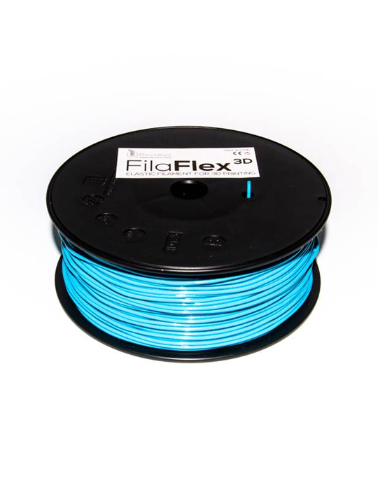 Flexible filament Filaflex light blue - 1.75mm