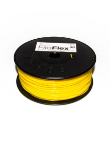 Flexible filament Filaflex yellow - 1.75mm