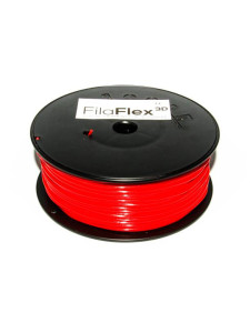 Flexible filament Filaflex red - 1.75mm