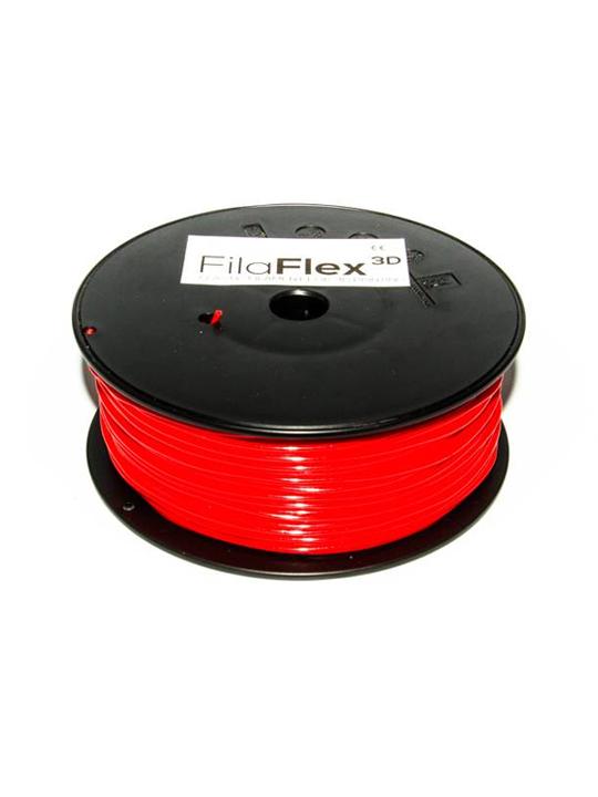 Filamento flessibile per stampanti 3d rosso red