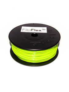 Flexible filament Filaflex green - 1.75mm