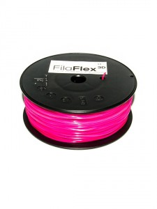 Flexible filament Filaflex pink - 1.75mm