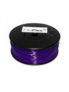 Flexible filament Filaflex violet - 1.75mm