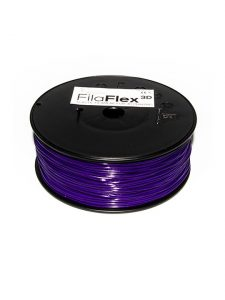 Flexible filament Filaflex violet - 3.00mm