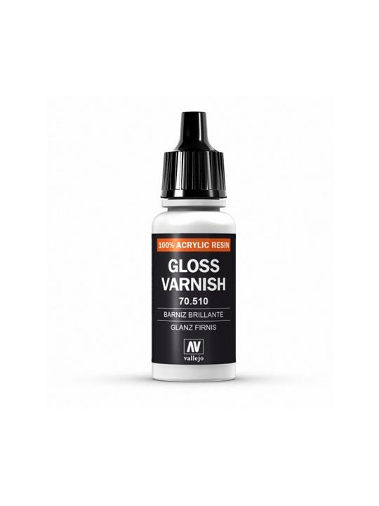 Vallejo Glossy varnish