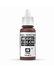Vallejo Burnt cadmium red