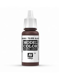 Vallejo Black red (cadmium brown)