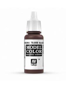 Vallejo Black red (cadmium brown)