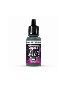 Vallejo Game Air Gunmetal Metal