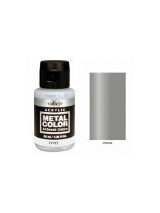 Vallejo Chrome Metal Color