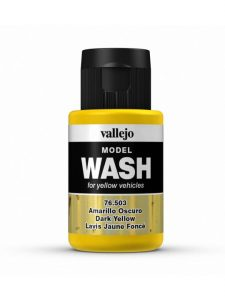 Vallejo Model Wash Dark Yellow