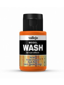 Vallejo Model Wash Dark Rust