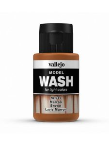 Vallejo Model Wash Brown