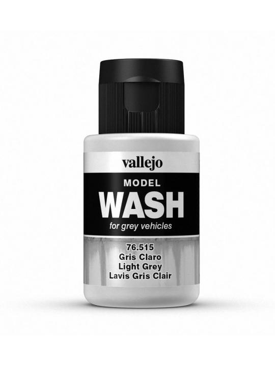 Vallejo Model Wash Light Grey
