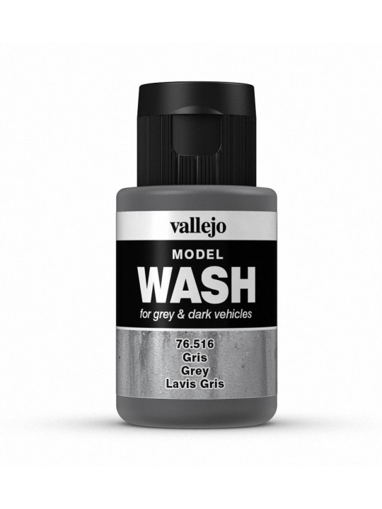 Vallejo Model Wash Grey