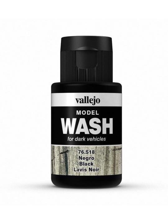 Vallejo Model Wash Black