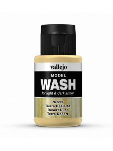 Vallejo Model Wash Desert Dust