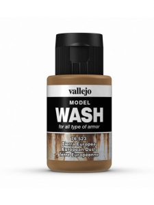 Vallejo Model Wash European Dust