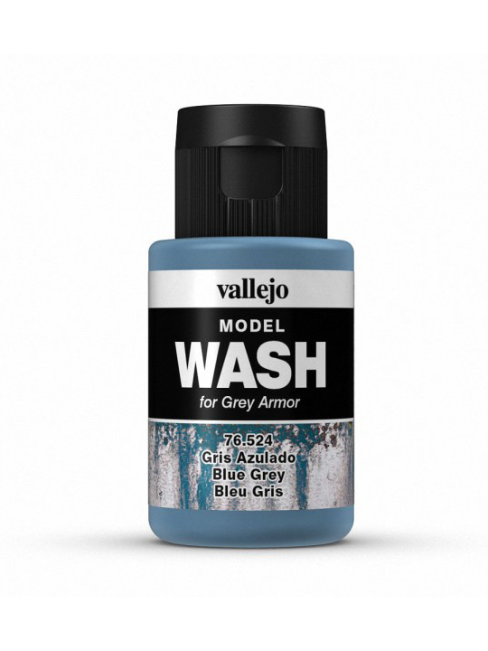 Vallejo Model Wash Blue Grey