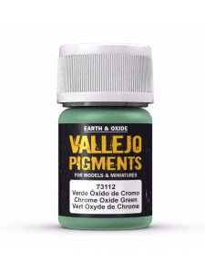 Vallejo Pigmenti Chrome Oxide Green