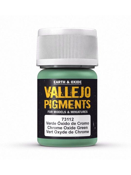 Vallejo Pigmenti Chrome Oxide Green