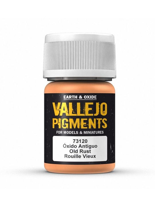 Vallejo Pigmenti Old Rust