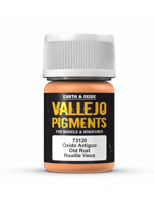 Vallejo Pigmenti Old Rust