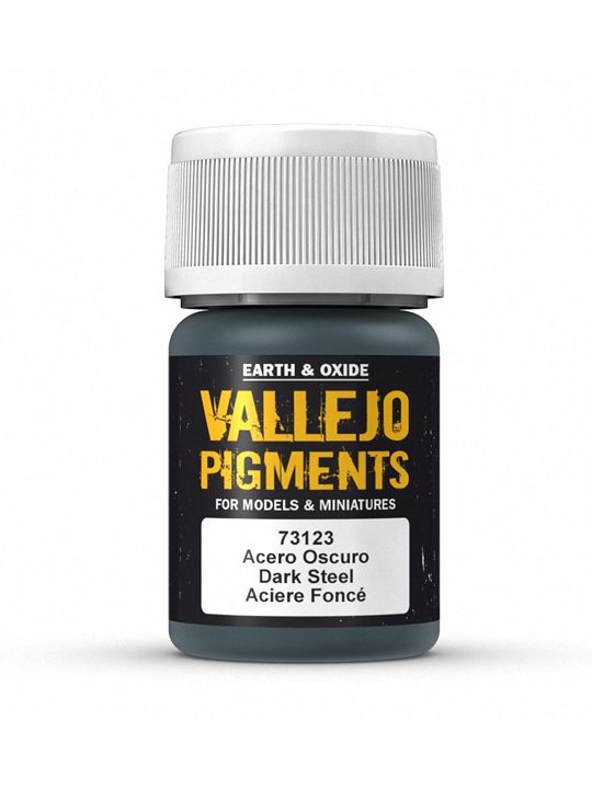 Vallejo Pigmenti Dark Steel