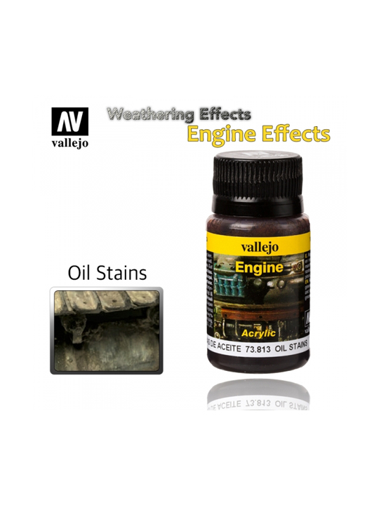 Vallejo Weathering Effects Oil Stains