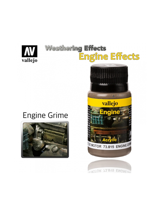 Vallejo Weathering Effects Engine Grime