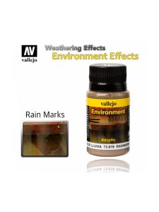 Vallejo Weathering Effects Rainmarks