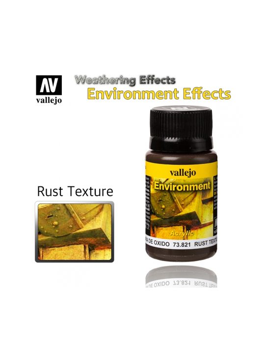 Vallejo Weathering Effects Rust Texture