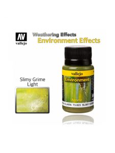 Vallejo Weathering Effects Slimy Grime Light