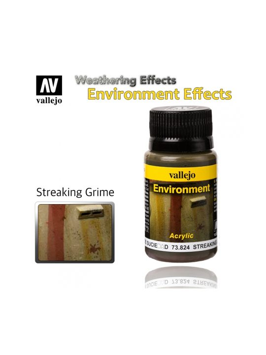 Vallejo Weathering Effects Streaking Grime